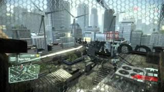 Crysis 2 - Multiplayer [Трейлер] (2010) HD