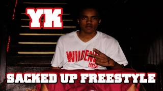 YK-WildEnd- Sacked Up Freestyle