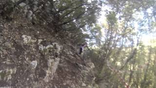 La Ciana -  Via del Tirassegno (2° Parte)