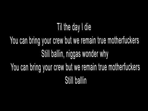 2Pac-Gangsta Rap Made Me Do It (ft.Ice Cube, Eminem, Eazy E, Biggie, Snoop Dogg) LYRICS (MEGAMIX)