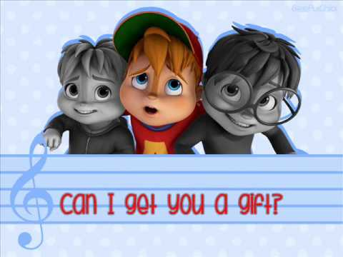 The Chipmunks - Make You Happy (with lyrics)