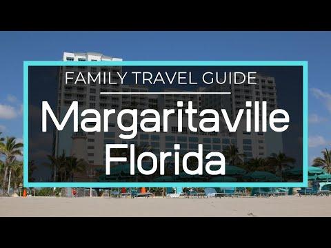 Day 4 - Tour of Florida - Margaritaville Hollywood Beach Resort, FlowRider, Cabana, Pool, Boardwalk