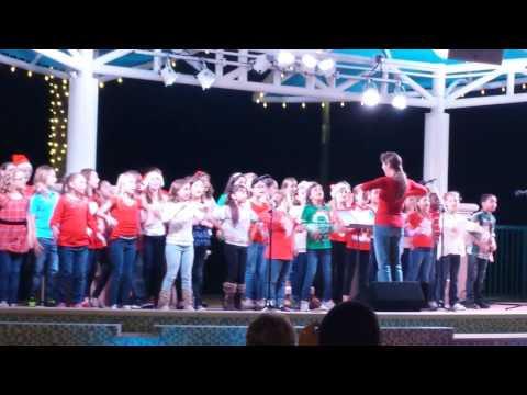 Jerry Thomas Elementary School Choir