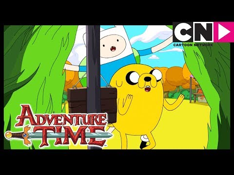 Adventure Time | Blade of Grass | Cartoon Network