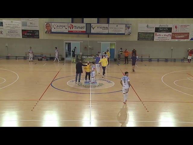 Diretta Calcio A5 - MACCAN PRATA C5 vs PALMANOVA