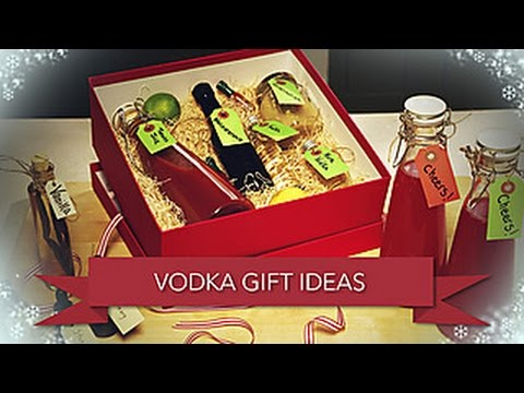 Vodka Holiday Gifts Food Network Youtube