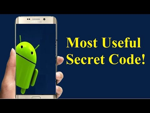 Most Helpful Secret Code For Any Android Mobile Phones