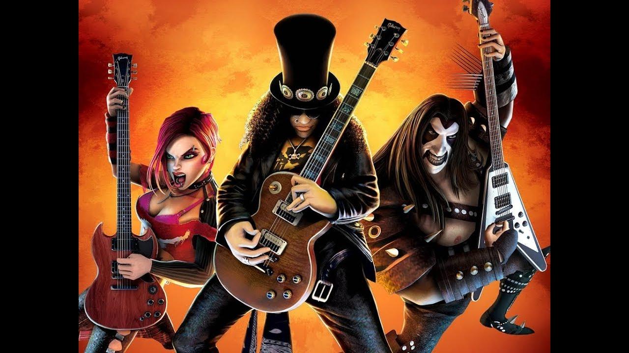 Guitar Hero 3 Cheat Unlock Everything Youtube