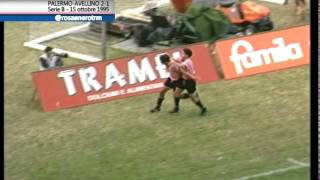 R&N - Io c'ero Palermo-Avellino 2-1 del 15/10/1995