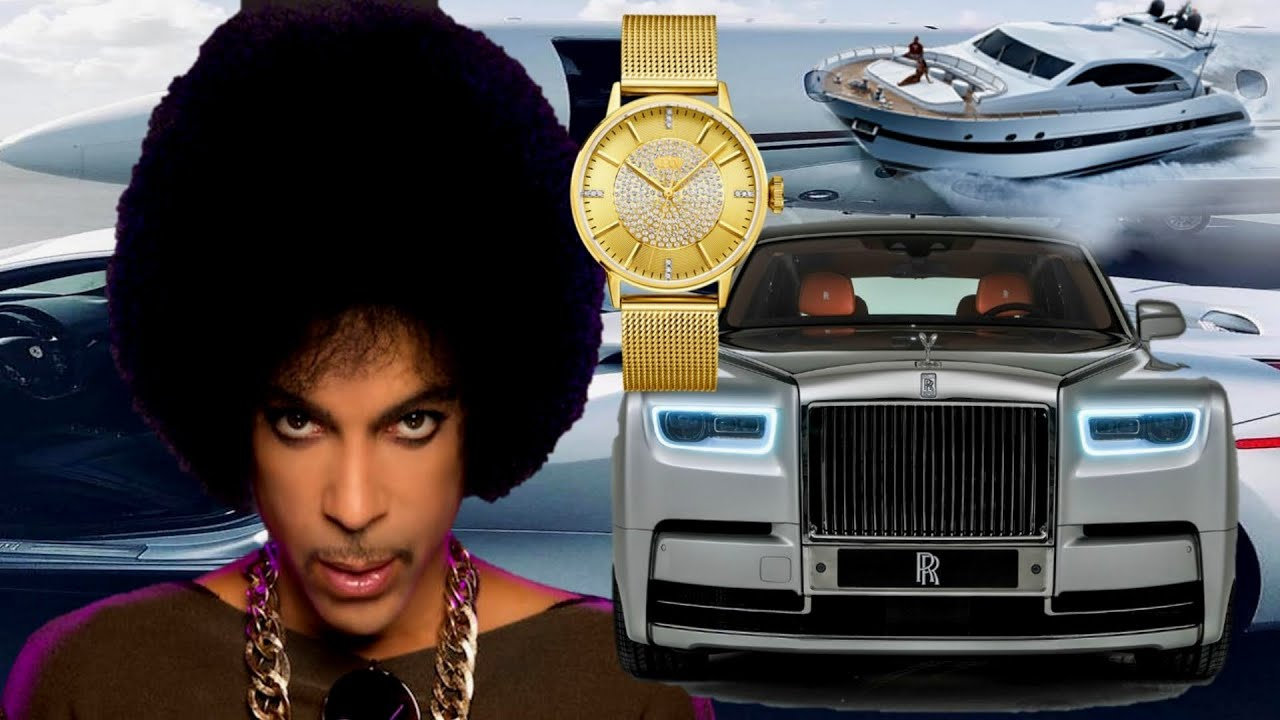 10 most expensive things owned by rock n roll super star prince