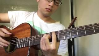 Cơn mưa tháng 5 - Guitar