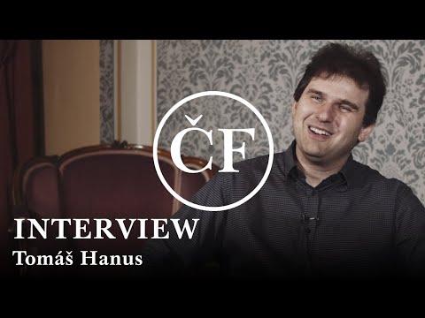 Tomáš Hanus: interview (Česká filharmonie / Czech Philharmonic)