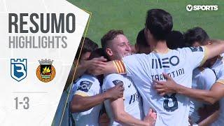 Highlights   Resumo: Belenenses 1-3 Rio Ave (Liga 18/19 #30)