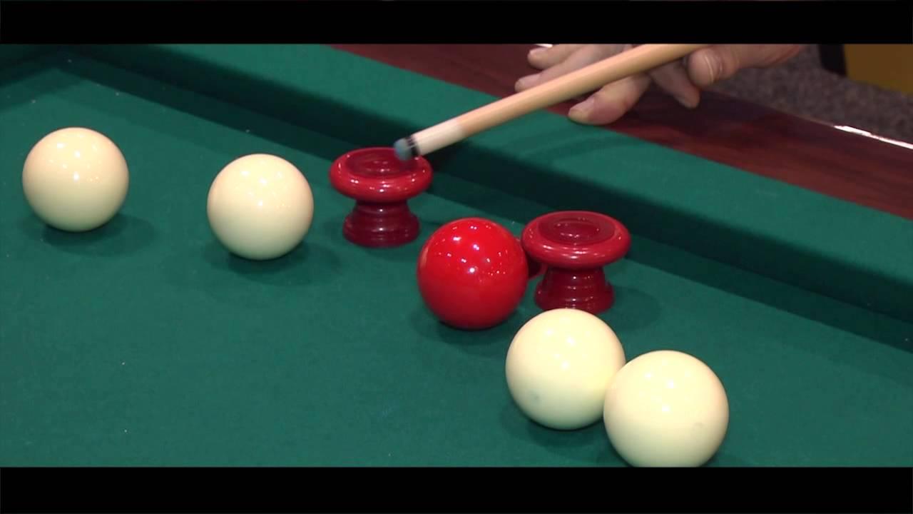 Great American Bumper Pool IAAPA YouTube - Great american pool table
