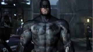 Batman Arkham City - Drown in You Music Video HD