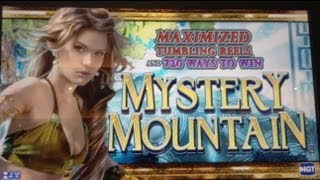 Mystery Mountain Slot Machine Free Game Bonus