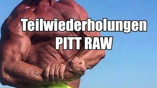 Anabole Teilwiederholungen für Muskelaufbau PITT-Raw