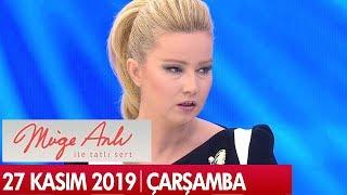 Müge Anlı ile Tatlı Sert 27 Kasım 2019 - Tek Parça