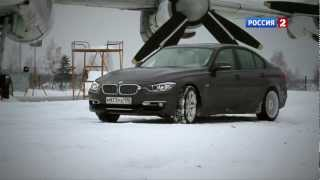 Тест-драйв BMW 335i 2013 // АвтоВести 46(Тест-драйв BMW 335i в программе АвтоВести на телеканалах