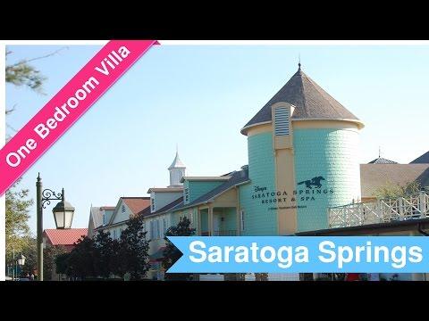 Saratoga Springs - One Bedroom Villa - March 2017 Walkthrough