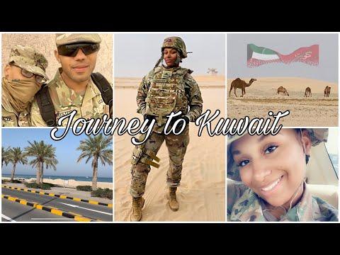 My Journey To Kuwait: Camp Arifjan!