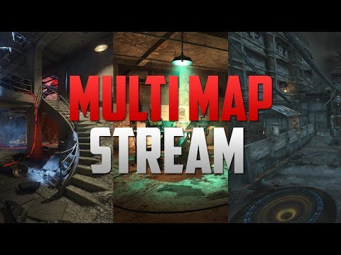 MULTI-MAP HIGH ROUNDS NO COMMENTARY GAMEPLAY! [Interactive Streamer!]