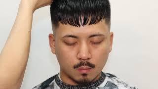코리아나호텔 바버샵(Koreana Hotel Barber Shop) 크롭 컷