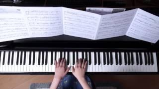 2015年3月20日 録画、 使用楽譜; ピアノで奏でるラブソングの超定番 (...