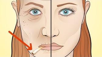 DAS passiert wirklich mit dir, wenn du mit dem Rauchen aufhörst. Wahnsinn!