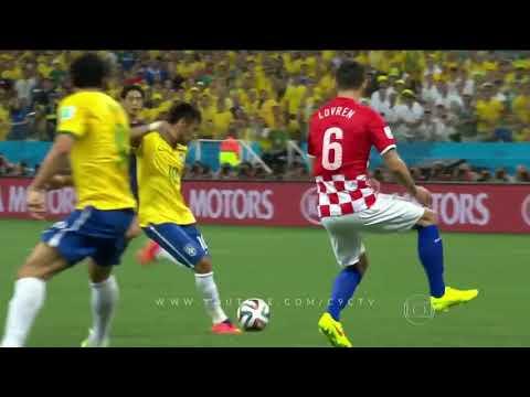 Brasil 3 x 1 Croácia   Melhores Momentos   copa 2014