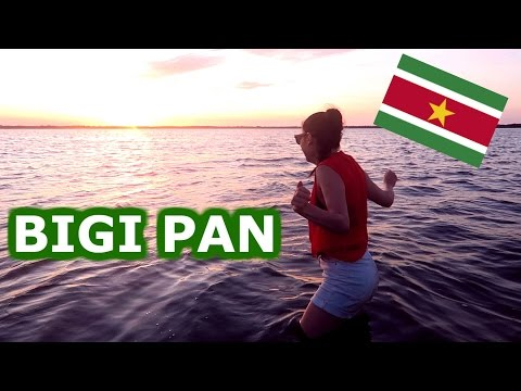 THIS IS DIGUSTING (BUT ALSO KIND OF NICE) - TRAVEL VLOG 429 SURINAME | ENTERPRISEME TV