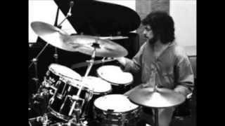 """Steve Gadd Funky Studio Drummer 70s Tribute Drum & Latin/Disco/Funk Groove by Alex Iberer (120 Bpm)"