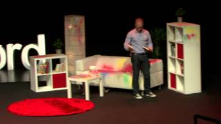 Curiosity is the greatest act of rebellion | Robin Ince | TEDxSalford