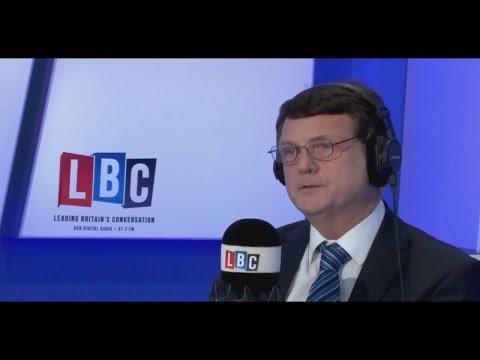 Gerard Batten UKIP Interim Leader Full LBC Interview