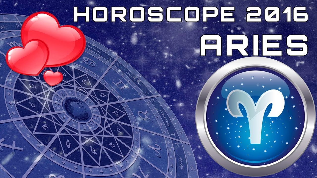 02deff8a1 Love Horoscope Aries 2016 Yearly Predictions - YouTube