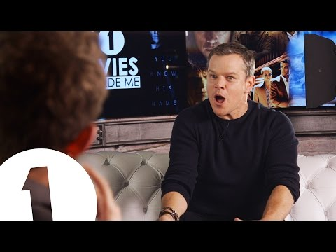 Matt Damon impersonates John Malkovich in Rounders