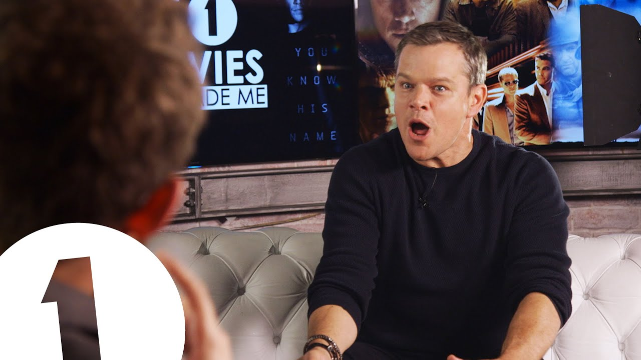 Matt Damon Explains How He Prepared to Play a Trump Supporter ...