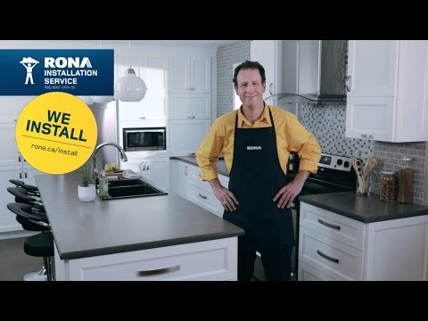 RONA Installation Service