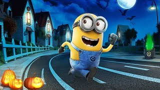 Despicable Me Minion Rush : SPOOKY NIGHT ! New