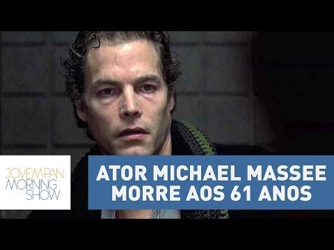 """Ator Michael Massee, de """"O Corvo"""", morre aos 61 anos  Morning"""