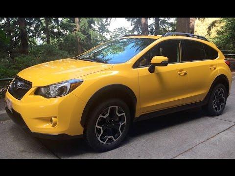 Subaru Crosstrek 0 60 >> 2015 Subaru Crosstrek Xv 0 60 Mph Youtube