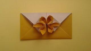 origami envelope оригами конверт