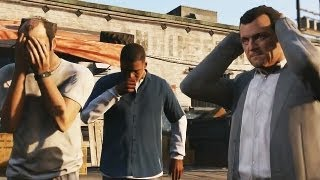 GTA 5 - Trailer #2 zu Grand Theft Auto V (Gameplay)