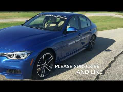Professional BMW driver lessons