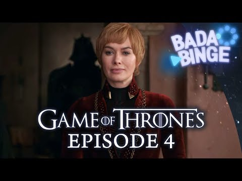 The Last Of The Starks: Game Of Thrones Staffel 8 Episode 4 Review | Bada Binge Spezial #04