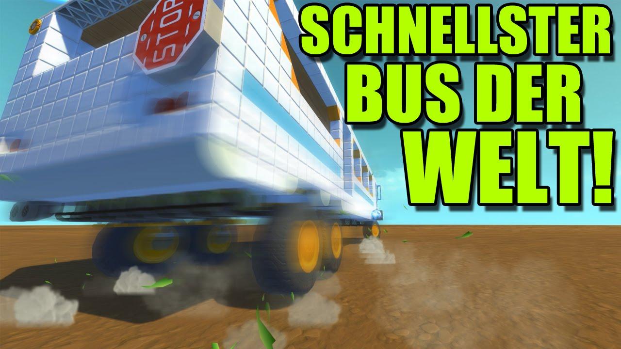 Schnellster Bus Der Welt