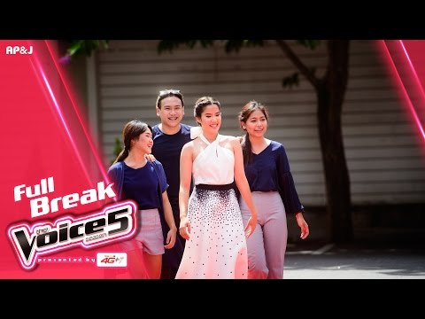 Blind Auditions - Full - (สำรอง) - วันที่ 25 Sep 2016 Part 3/6