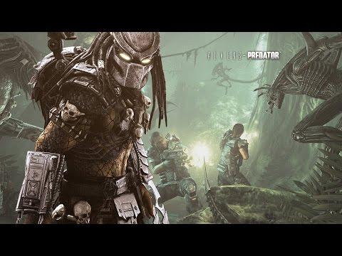 ALIENS VS PREDATOR Campagne Predator...