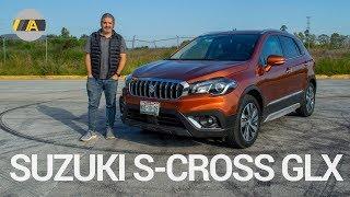 Suzuki S-cross GLX - El samurai que una familia necesita