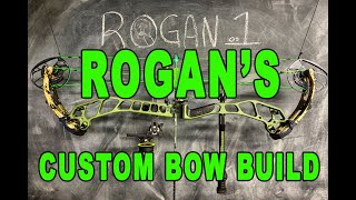 Joe Rogan NTN Bow Build- BOX TO BULLET HOLE!